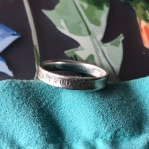 Tiffany and Co Ring size 8